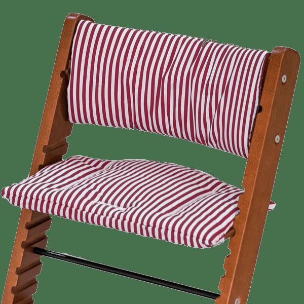 """Чехол для растущего стула """"Бенгальская полоска вертикальная"""""""