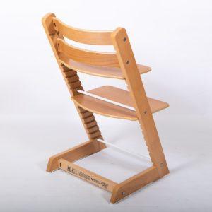"""Растущий стул - """"Натуральный"""""""