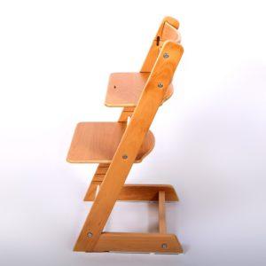 """Растущий стул - """"Натуральный"""" от Мастерской Феникс."""