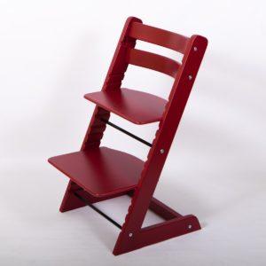 растущий стул цвет Вишня