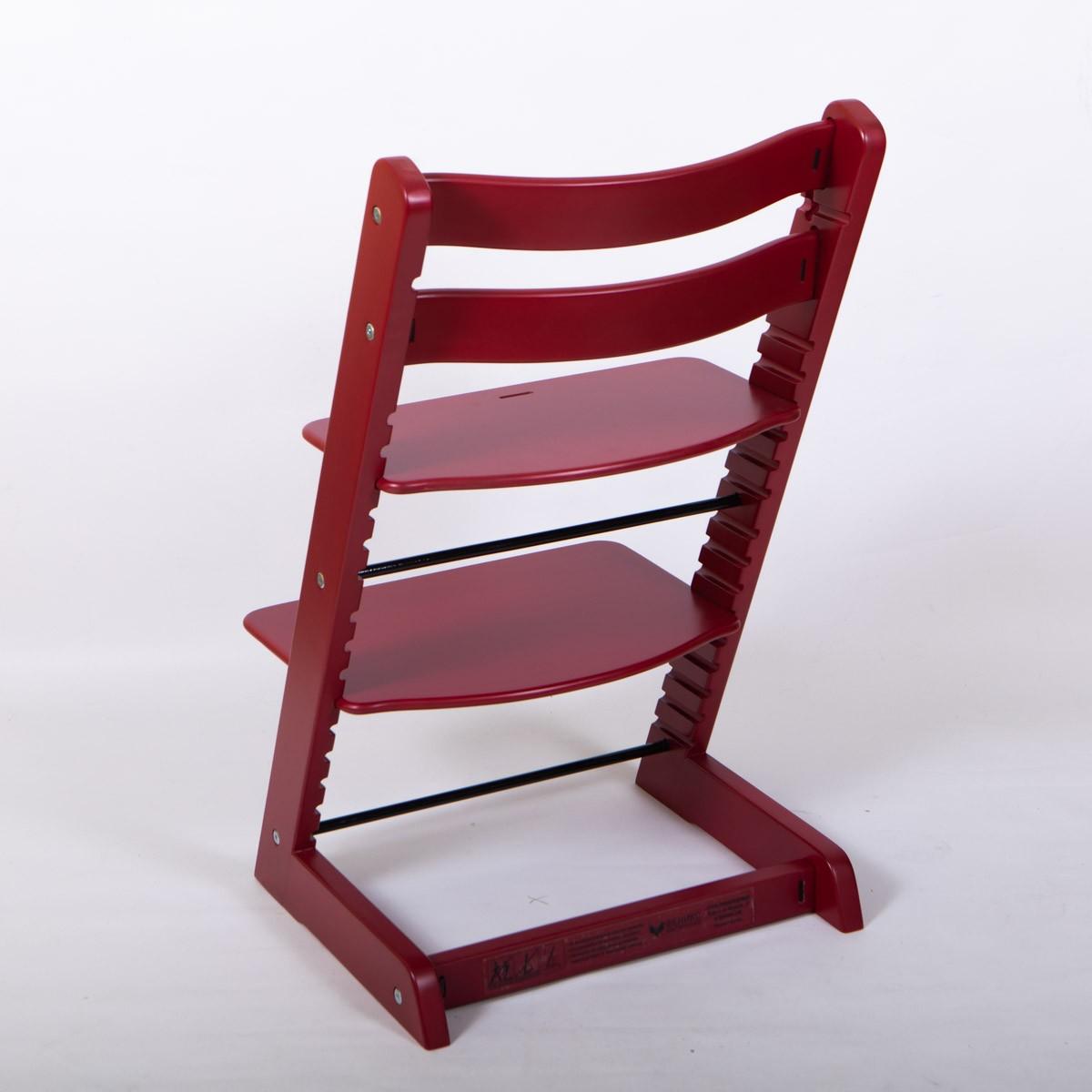 растущий стул цвет Вишневый