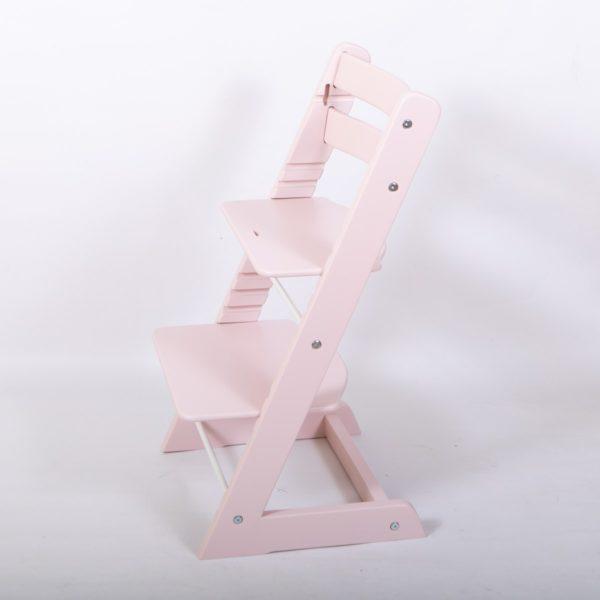 растущий стул цвет Пастельно - розовый