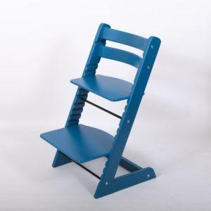 растущий стул цвет Синий