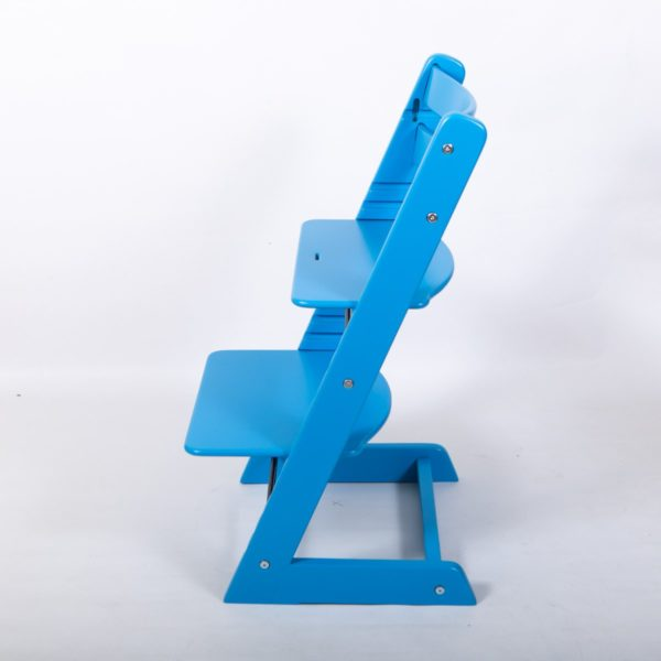 растущий стул цвет Голубой