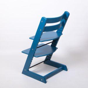 растущий стул Синий