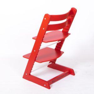 растущий стул цвет Красный