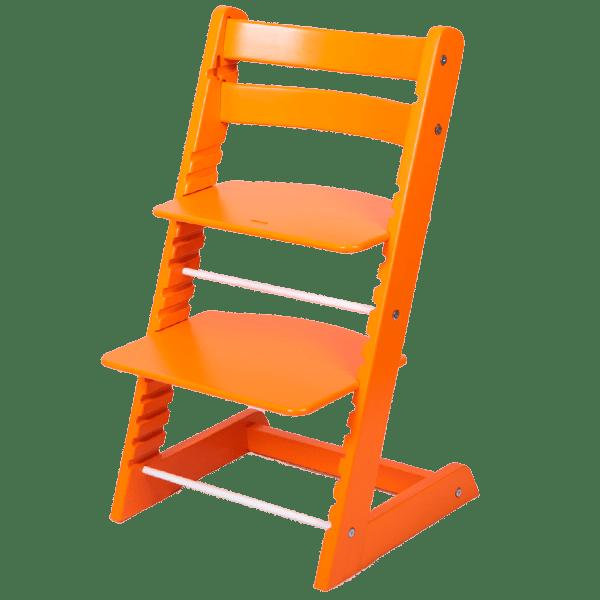 растущий стул Оранжевый