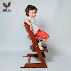 растущий стул Орех