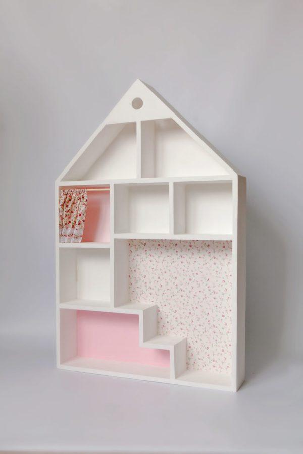 Кукольный дом - полка