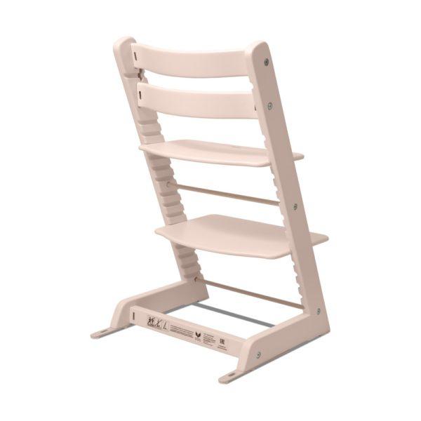 растущий стул из массива бука Мастерская Феникс