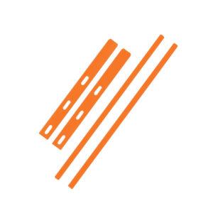 В цвет стула — Оранжевая