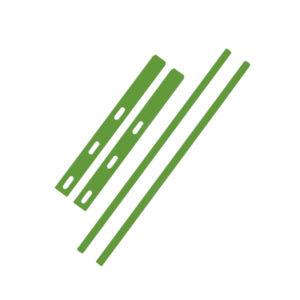 В цвет стула — Зеленая